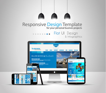 site internet responsive design